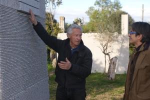 Si moltiplicano gli interventi di ricordo del grande Pinuccio Sciola.