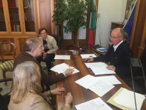 Firmata la convenzione tra Aou Cagliari, Tribunale Ordinario Penale e Ufficio esecuzione penale esterna.