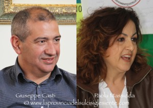 Ultime ore di campagna elettorale, a mezzanotte si chiude, domenica si vota per scegliere il nuovo sindaco di Carbonia.