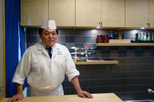 Giappone Chef Kurosu Hiroyuki