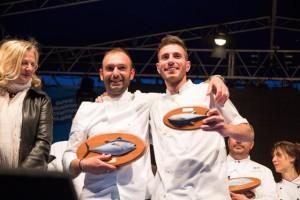 Girotonno - Chef Italia premiato con il secondo posto 2