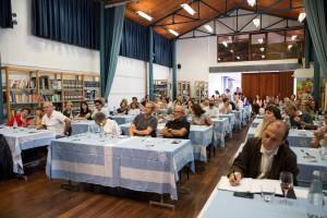 Girotonno - Il pubblico del Live cooking