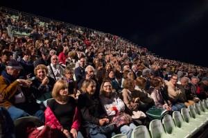 Girotonno - Pubblico ai concerti del Palapaise