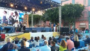 Girotonno - Una fase del Tuna Competition