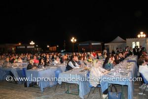 Oggi al Girotonno finalissima del Tuna Competition tra Italia, Giappone, Perù e Polonia; al Palapaise concerto di Antonello Venditti.