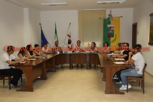 E' iniziata alle 19,00 di questa sera la nuova consiliatura del comune di Masainas. Presentata la nuova Giunta.