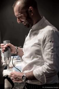 Italia chef Stefano De Gregorio