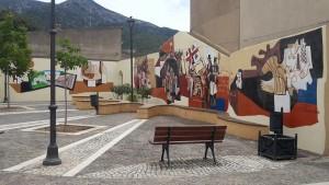 Murale Nuxis