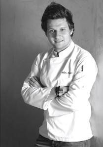 Russia chef Nikita Sergeev