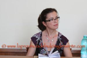 La Giunta Massidda perde un altro pezzo, s'è dimessa l'assessore della Cultura, Spettacolo e Turismo Emanuela Rubiu.