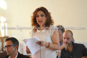 Inizia domani il dibattito sulle linee programmatiche esposte mercoledì scorso dal nuovo sindaco di Carbonia, Paola Massidda.