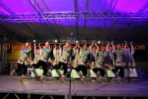 """Con i gruppi di Bolivia, Jacutia e Sardegna, giovedì 28 prende il via, a Pula, il festival """"Is Pariglias""""."""