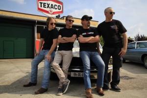 On The Road Quartet (m)