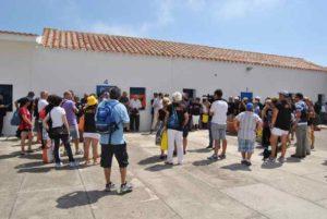 Appello del vicepresidente del Parco dell'Asinara, Antonio Diana, alla Regione, dopo il rogo che ha distrutto il mezzo di un operatore turistico.