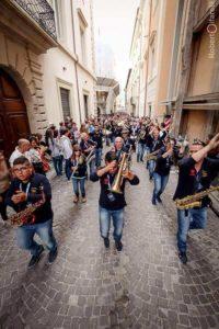 Funky Jazz Orkestra (foto Roberto Cifarelli)