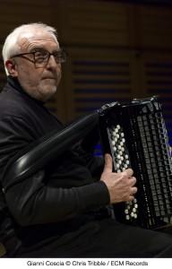 Gianni Coscia (foto Chris Tribble - ECM) (m)