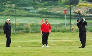 E' stata presentata questa mattina la proposta di legge dei Riformatori sardi su golf e turismo.