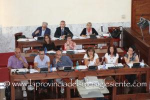 """Il Consiglio comunale di Carbonia ha dato il via libera alla partecipazione al bando per l'intervento di """"Riqualificazione Urbana Quartiere E. Montuori""""."""
