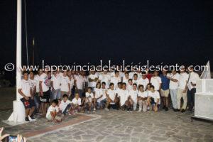E' stata presentata ieri sera la nuova stagione dell'ASD Antiochense Sant'Antioco.