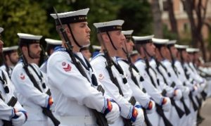Il bando 2017 della Marina Militare per 1.980 volontari (VFP1)