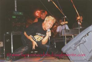 Paolo Belli al Narcao Blues 1998