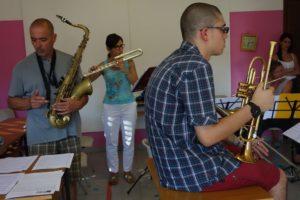 Seminari Nuoro Jazz 2015 - lezione (2m)