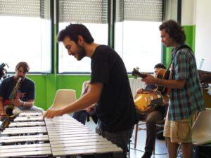 Prima giornata di lezioni oggi, a Nuoro, per il XXVIII Seminario Jazz.