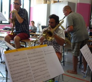 Seminari Nuoro Jazz 2015 - lezione