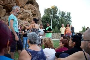 Si è chiusa ieri la V edizione di Sant'Anna Arresi Teatro, il Festival per un Teatro Sociale di Tutti e per Tutt.