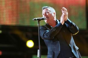 """Paolo Belli in concerto il 14 agosto a Carloforte, per il  """"Carloforte Summer Festival""""."""