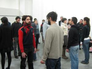 Prosegue la serie di incontri pubblici della Scuola Civica d'Arte Contemporanea di Iglesias con i protagonisti dell'arte contemporanea.