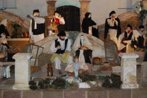 Sardinian Events proporrà nelle Sale del Bramante, a Roma, un Diorama sulla Natività con i costumi dei pescatori dell'Antica Tonnara Spagnola di Portoscuso.