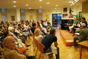 E' stata celebrata alla comunità La Collina la 35ª giornata Internazionale per la Pace.