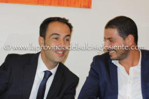 Francesco Melis e Alessandro Pilia.