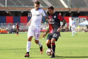 Il Cagliari rimonta un goal al Palermo, vince 3 a 1 e sale al 13° posto in classifica, scavalcando il Bologna.