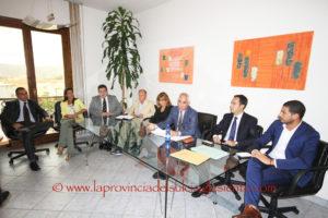Il sindaco di Iglesias ha presentato stamane la sua nuova Giunta che, con 4 novità, passa da 5 a 7 assessori.