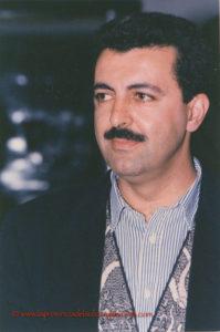 Pietro Tardini nei primi anni '90.