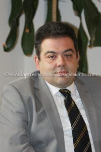Il vice sindaco Simone Franceschi.