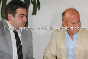 Simone Franceschi e Pietro Serio.