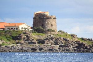 Torre spagnola Portoscuso copia