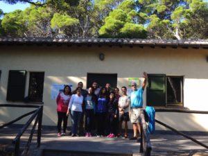 Nella pineta di Candiani un campo scuola di alto profilo per gli studenti del corso di laurea di Scienze naturali.