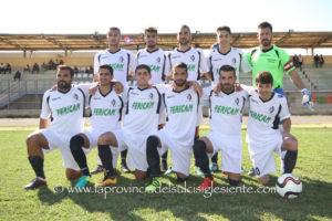 Carbonia calcio 2016-2017