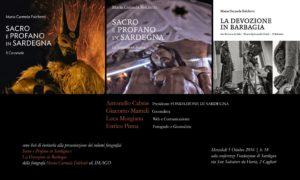 Domani, a Cagliari, verranno presentati due volumi fotografici della fotografa nuorese Maria Carmela Folchetti.