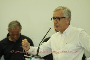 Francesco Pigliaru: «Capo Frasca è una trattativa specifica e questione di equità».