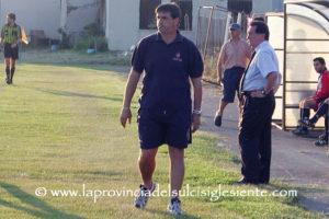 Giorgio Melis è il nuovo direttore tecnico del Carbonia calcio.