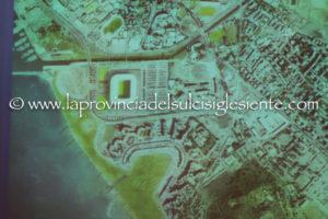 Il Cagliari Calcio giocherà il prossimo campionato in uno stadio provvisorio, i lavori del nuovo stadio avranno inizio nel 2018.