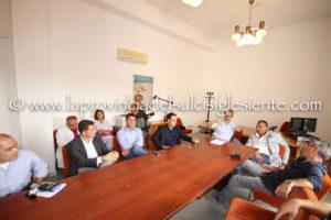 E' iniziato il trasferimento del reparto di ostetricia e ginecologia dal Sirai al Cto, il Consiglio comunale di Carbonia si riunisce all'assessorato della Sanità.
