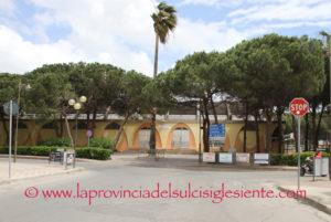 """L'Amministrazione comunale di Sant'Antioco ha stanziato 68mila euro per i lavori di messa in sicurezza del """"Pala Giacomo Cabras""""."""