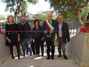 Sabato mattina, a Sant'Antioco, è stata inaugurata la nuova casa protetta.