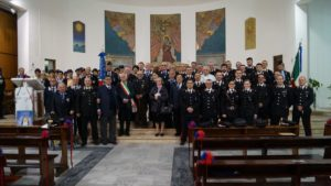 """E' stata festeggiata lunedì 21 novembre, a Sant'Antioco, la patrona dell'Arma dei carabinieri """"La Virgo Fidelis""""."""
